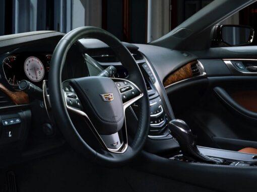 CTS Cadillac Interior
