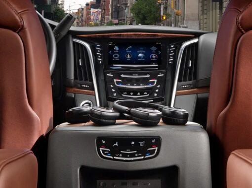 Cadillac Escalade Interior