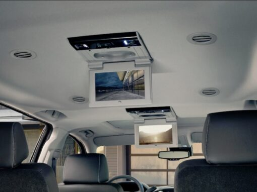 GMC Interior